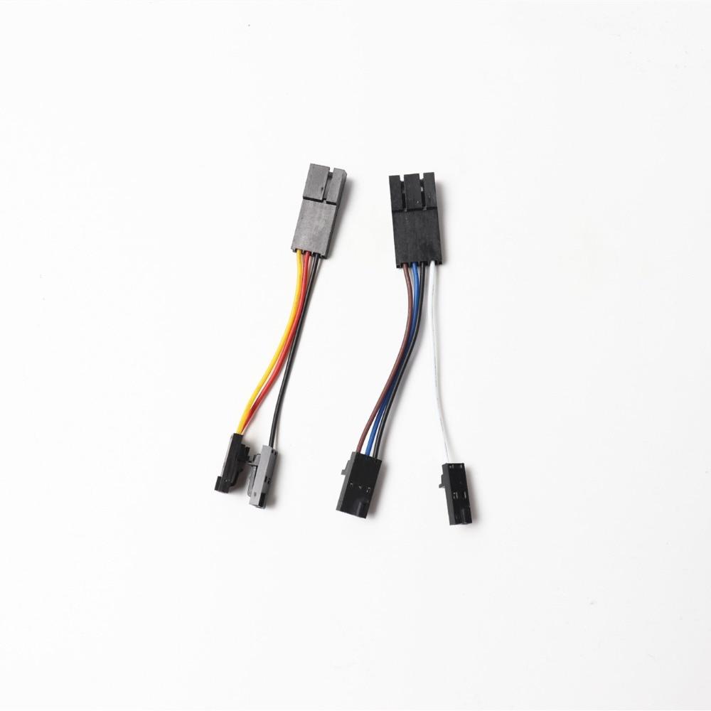 Prusa I3 MK2/MK2s To MK2.5 Upgrade V-cables Left Hotend Fan And PINDA V2 Probe
