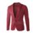 Chaquetas de Los Hombres 2016 estilo Coreano slim fit chaqueta del Juego formal, Sólido chaqueta Un Botón blazers Masculinos Para Hombre de la capa vestido de Novia chaquetas
