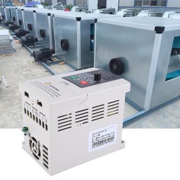 цена на VFD Inverter 2.2KW Single Phase to 3 Phase 220V Variable Frequency Drive VFD Motor Converter Inverter