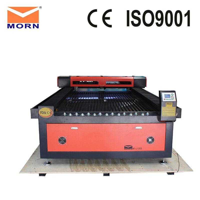Dress t shirt laser cutting machine MT L1325 price laser cutter for pvc fabric 130w 150w