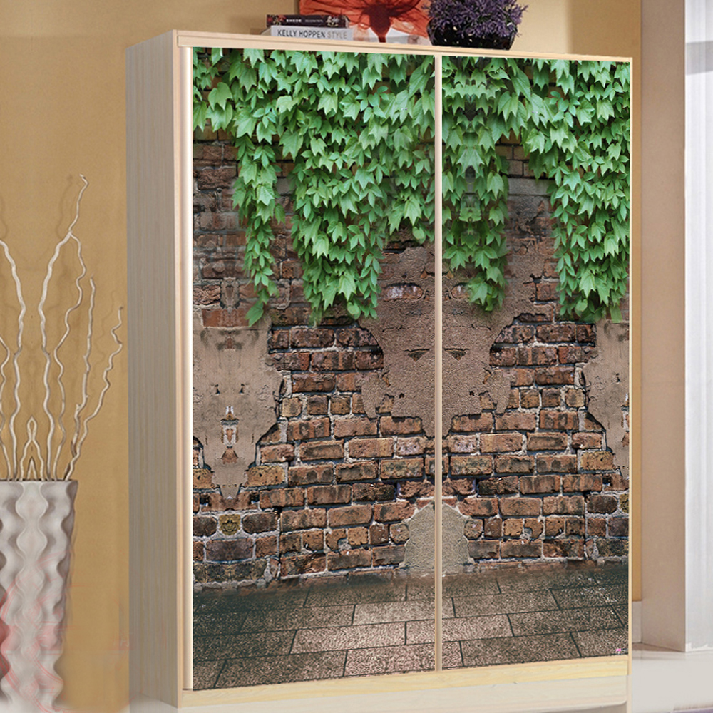 Popular door wallpaper murals buy cheap door wallpaper for Door mural wallpaper
