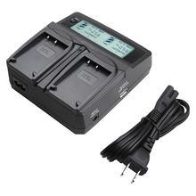 Udoli – batterie de caméra EN-EL8 EN EL8 ENEL8, double chargeur pour Nikon COOLPIX S1 S2 S3 S4 S5 S6 S7 S7C S8 S9 S51 S50 AA/AAA