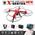 X102h mjx rc drone quadcopter una tecla de retorno de mantenimiento de altitud con 4 k 1080 p hd cámara rc helicópteros con llevar gopro/sjcam/xiaomi