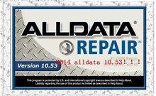 2016 Alldat10.53 по ремонту автомобилей данных для автомобилей и грузовых автомобилей в одном 1 ТБ Внешний Hdd Mitchell по требованию ремонта и оценка + Alldata10.53