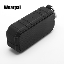 Original Wearpai Wireless Best Bluetooth Speaker Waterproof Portable Outdoor Mini Column Box Loudspeaker Speaker Design