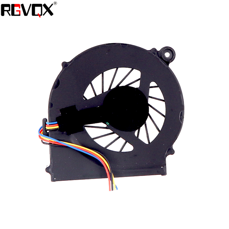 Купить с кэшбэком New Original Laptop Cooling Fan For HP 1000 CQ45 CQ42 4 pins PN:KSB06105HB Cooler/Radiator Replacement Repair