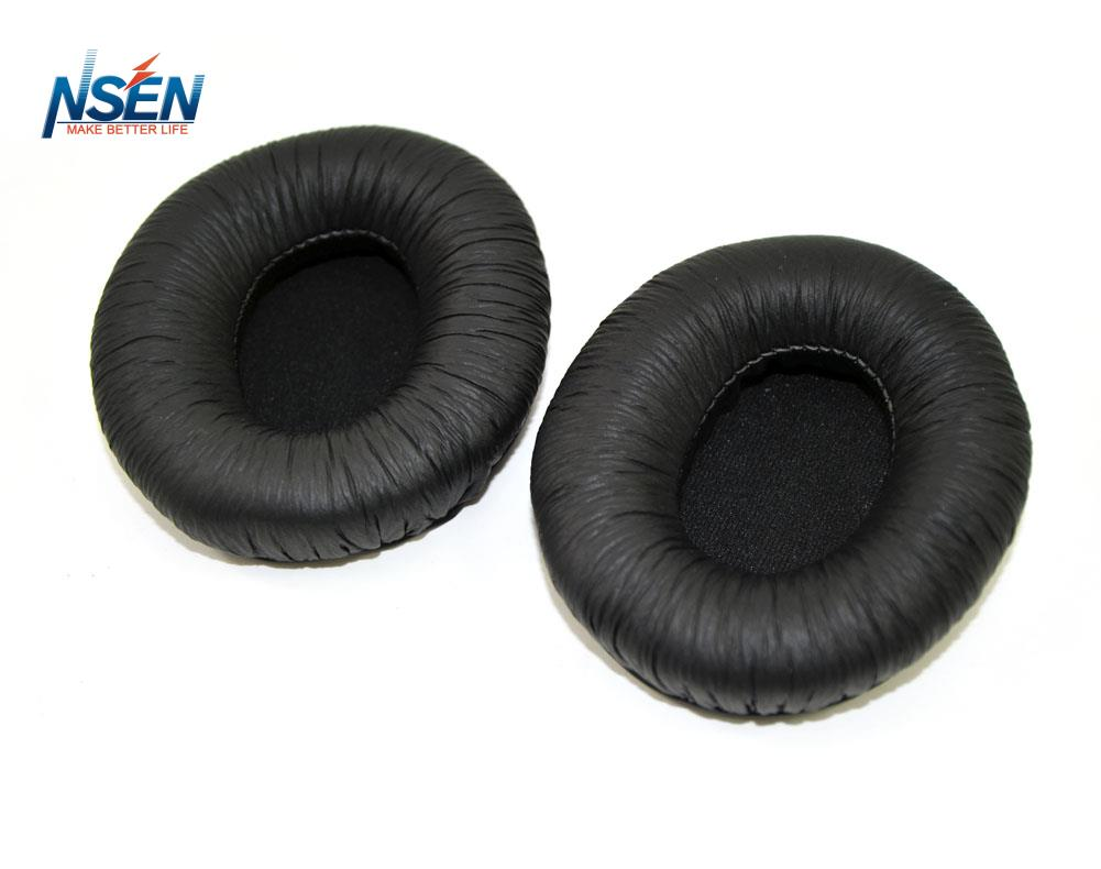 Replacement Earpads Ear Pad Cushion Cups Cover Repair Parts for Sennheiser PC 330 Gaming Game Headset