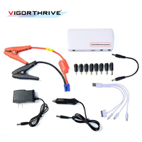 best selling multi-function car battery charger car jump starter high power mobile power bank rechargeable battery