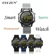 FREZEN Waterproof Smart Watch EX28A Outdoor Sports Bluetooth Remote Control Photo Long Standby Smartwatch
