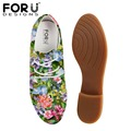 FORUDESIGNS Spring and Autumn Casual Genuine Vintage British Style Women Single Shoes The best Quality Lacing Female