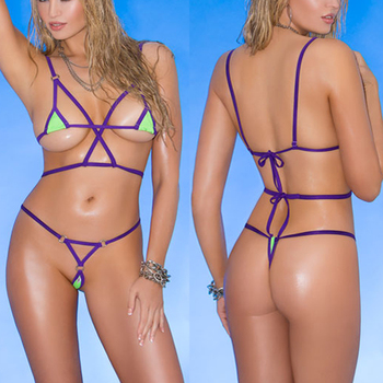 Sexy G String Micro Bikini Women's Beach Exotic Swimwear
