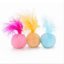 Sound Ball Toys For Cats (4 Colors Available)