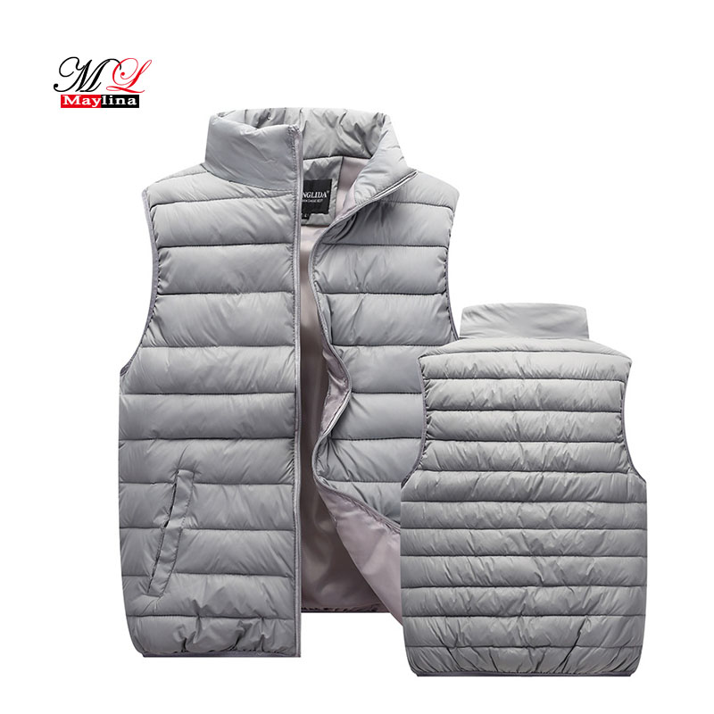 Mens Womens Hooded Camouflage Vest Winter Sleeveless Casual Fit Jacket Waistcoat
