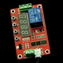 OOTDTY Новые Автоматизации 12 В HRM100 Реле Температуры с Таймером Модуль Цифровой Дисплей