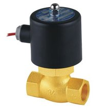 Бесплатная доставка 5 шт. 3/4 » порты UNI-D профиль электромагнитный клапан латунь PTFE руководство электромагнитные клапаны американо-20 или 2L170-20