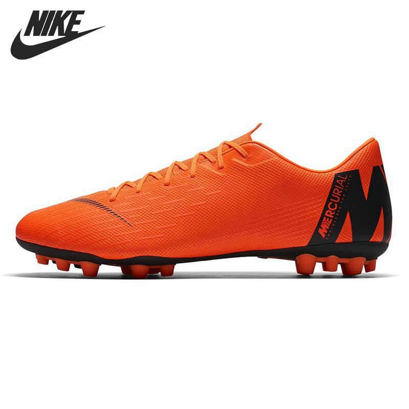 Original New Arrival 2018 NIKE ACADEMY AG-R Men's Football Shoes Soccer Shoes Sneakers football academy boys united