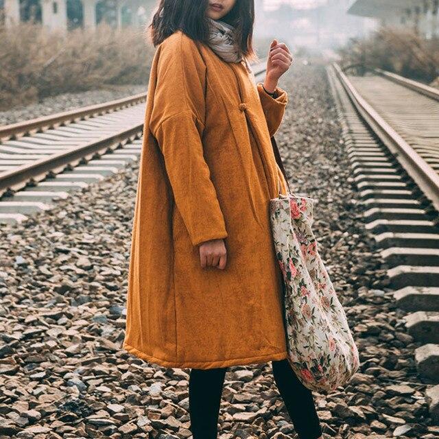 Winterjas Dames Trend.Scuwlinen 2017 Winterjas Vrouwen Vintage Nationale Trend Jacquard