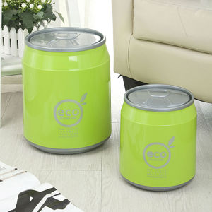 Креативные банки для Кока, мусорный бак, домашний стол, получает бочки в гостиной, это кухонный пластиковый мусорный бак