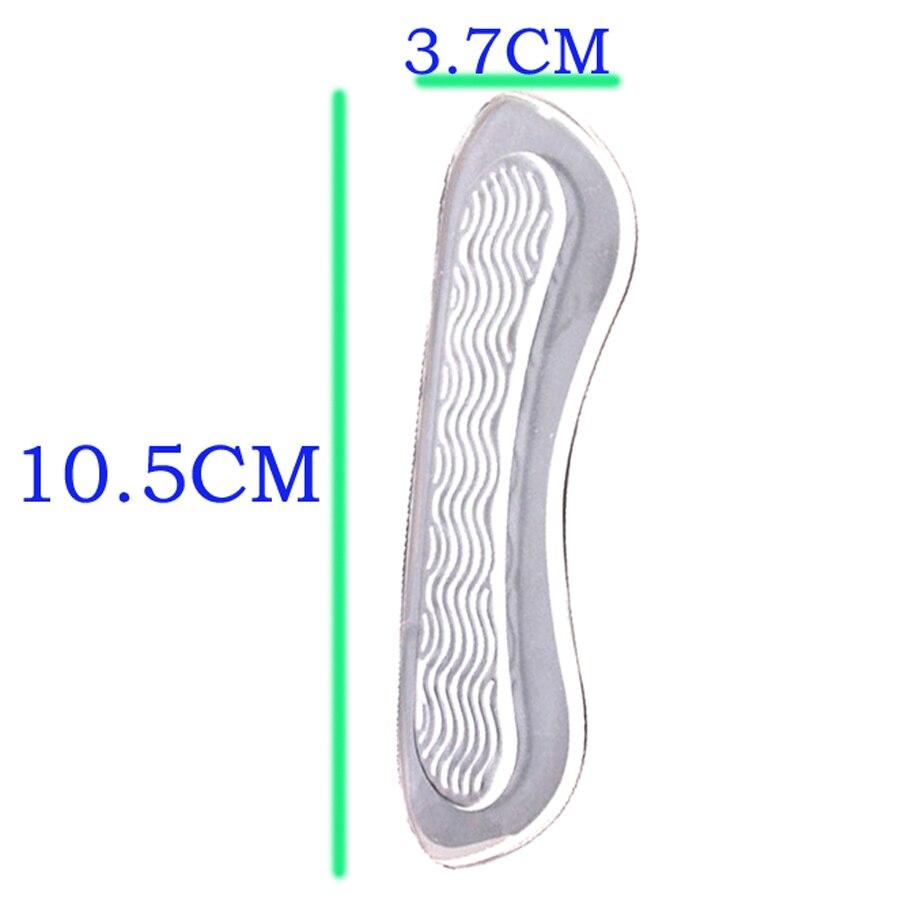 1 paire arrière gel de silice invisible anti-dérapant coussins à - Soins de santé - Photo 2