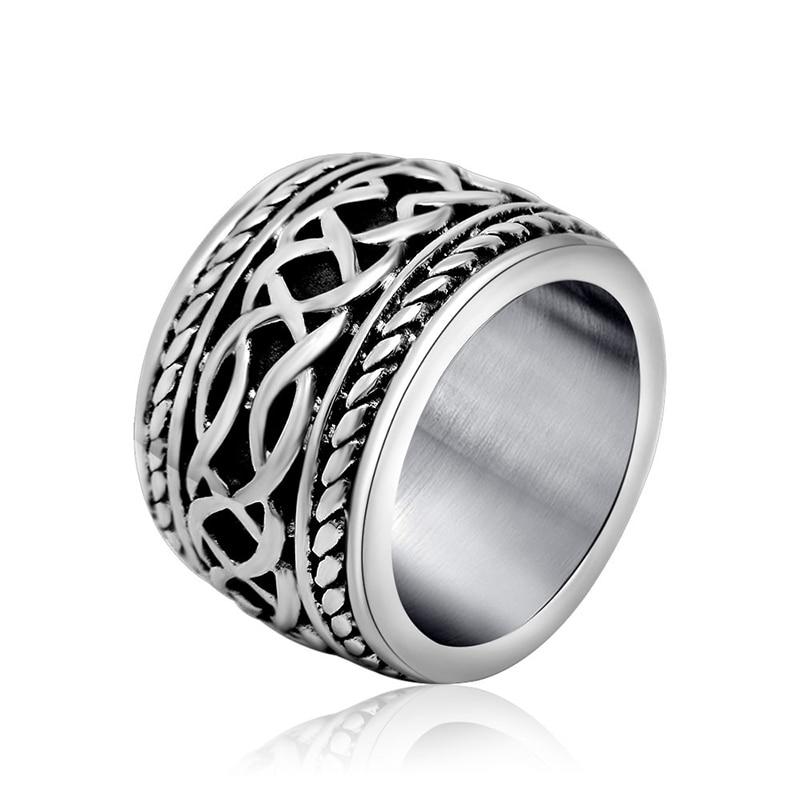 Wish Stainless Steel Rings