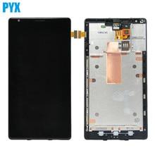 """Original 6.0 """"LCD pour Nokia Lumia 1520 écran LCD avec écran tactile numériseur assemblée avec cadre pantalon livraison gratuite"""