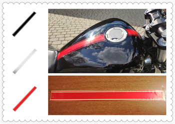 50cm car motorcycle shape sticker DIY fuel tank cap reflective for BMW HP2 SPORT K1200R K1200R SPORT K1200S K1300 S/R/GT image