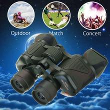 SGODDE 50×50 Night Vision Tactical Binoculars Outdoor Telescope HD Match Coordinates Low Light Level Hunting Telescope