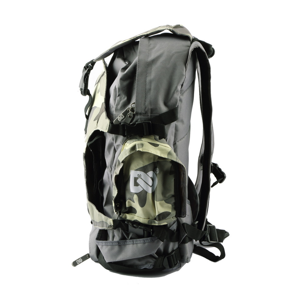 NEWBRAND Camo Carrying Case Backpack Bag For DJI INSPIRE 1 Quadcopter