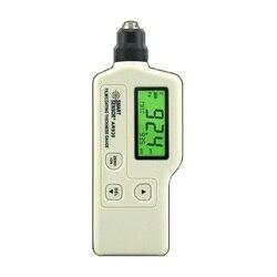 Inteligentny czujnik AR930 Film/miernik grubości lakieru Tester miernik grubości lakieru 0 ~ 1800um
