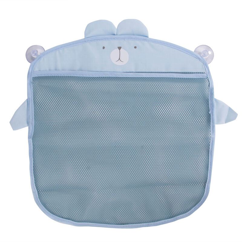 Image 5 - Cartoon Wall Hanging Storage Bag Knitted Bag Baby Bath Net Toy Basket Organizer-in Storage Boxes & Bins from Home & Garden