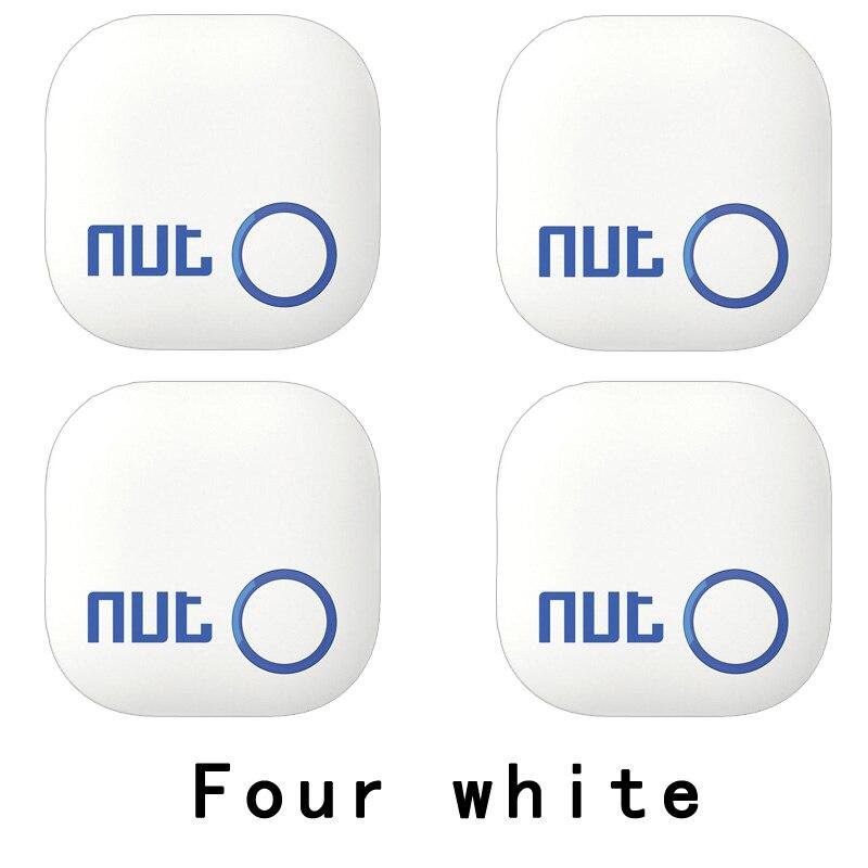 4 pièces ecrou 2 Smart Key Finder itag Bluetooth Tracker localisateur bagage portefeuille téléphone clé Anti perdu rappel mise à jour de écrou mini