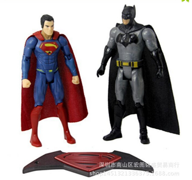 Best Superman Toys And Action Figures For Kids : Batman vs superman action figure high quality toy cm