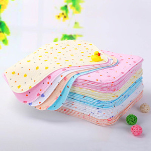 25*35cm Baby Diaper Changing Pad for Newborns Baby Cotton Waterproof Diaper Mattress Baby Stroller Washable Diaper Changing Mat