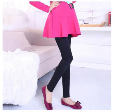 Waist Elastic Maternity Pant High Waist Casual Pregnancy Clothes for Pregnant Women Pregnancy Trouser Legging Maternity Clothing
