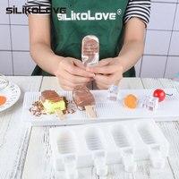 Форма для мороженого  Цена: 230 руб. (3.52$) | 8 заказа(ов)  Купить:     ???? Кто не любит мороженое А сделав его своими руками и с предпочтительными добавками, Вы будете им наслаждаться еще с большим удовольствием! Силиконовая форма на 4 штуки. Нижняя час