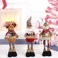 New Year S Decorations For Christmas Dolls And Dolls For Christmas Children S Gift Idea Doll