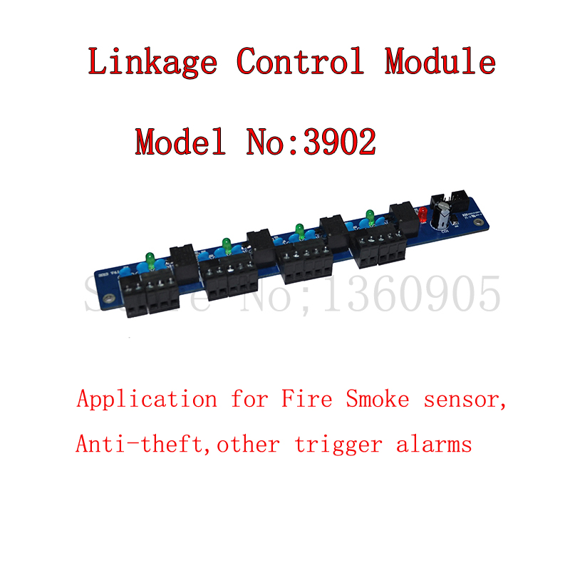 Popular Alarm Trigger Linkage Control Module Best work for Fire Smoke Sensor and Anti-theft access control system accessory maushmi kumar and vikas verma lipstatin fermentative production
