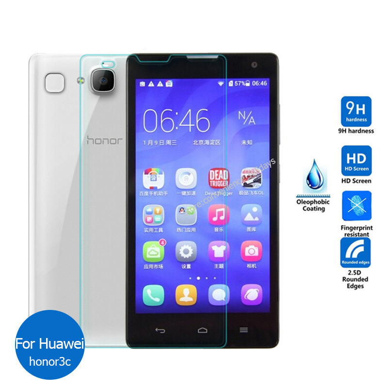 Tempered <font><b>Glass</b></font> For <font><b>Huawei</b></font> <font><b>Honor</b></font> 7X 7A 7C 4C 4X <font><b>5C</b></font> 5X 5A LYO-L21 6 6C 6A 6X 7 8 Lite Screen Protector 2.5 Safety Protective Film image