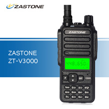 Zastone ZT-V3000 Walkie Talkie 12W UHF 400-480HMz Handheld Two Way Radio Ham CB Radio FM Transceiver Portable Walkie Talkies