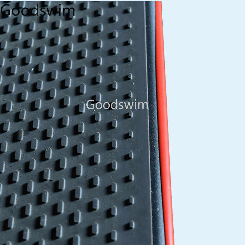 Bumper Protective Scooter Body Strips for Xiaomi Mijia M365 Electric Skateboard Car Scooter Parts Decorative Strips
