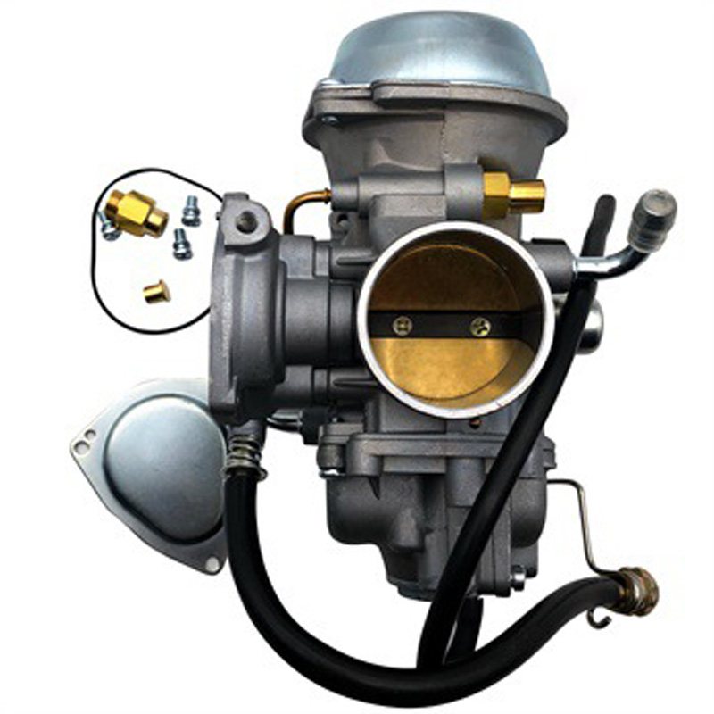 Fast Shipping PD40J 40mm Vacuum Carburetor Case For POLARIS 500 Universal 400cc to 600cc Racing Motorcycle UTV ATV Carb atv carburetor carb for polaris ranger 500 assembly 1999 2009