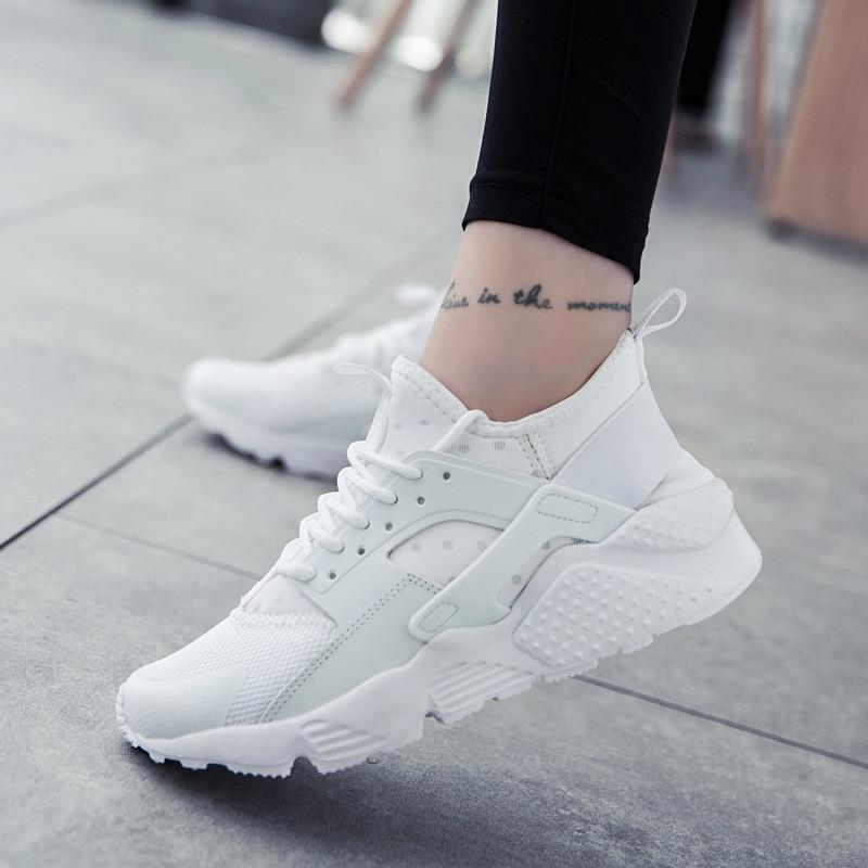 Shoes Women Sneakers Trainers Zapatillas Deportivas Hombre Breathable Lover Casual Women Shoe Sapato ST325