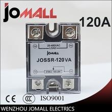 SSR -120VA VR To AC 40A Solid State Voltage Regulator SSVR