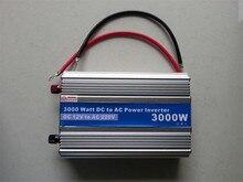 3000W-5,Modified Sine Wave power inverter 3000w peak 6000W DC12V to AC 220V dc ac car Power Inverter,Body size:340mm*205mm*80mm