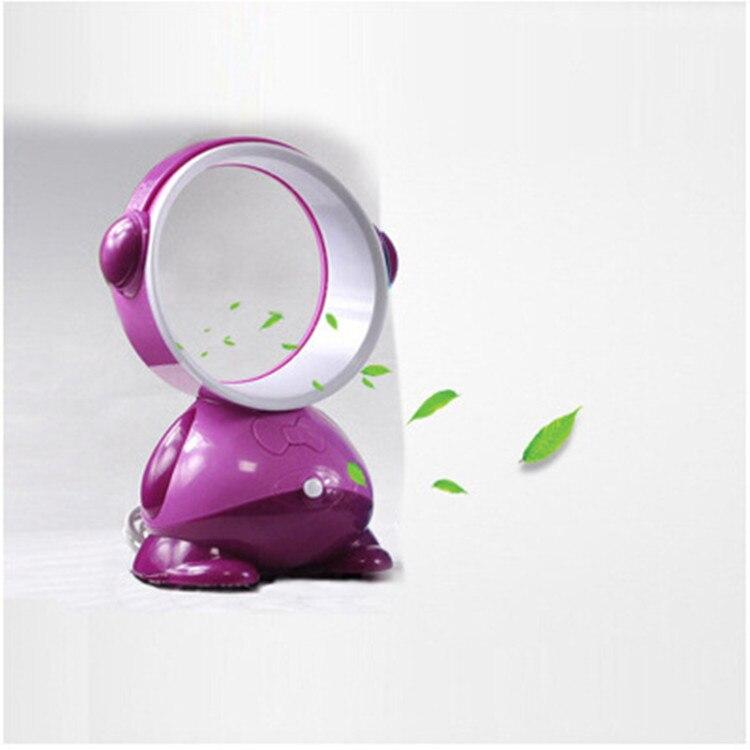 Heißer Verkauf Mini Tragbare Mode Blattloser Ventilator Blattloser  Ventilator Usb Power(China (Mainland)