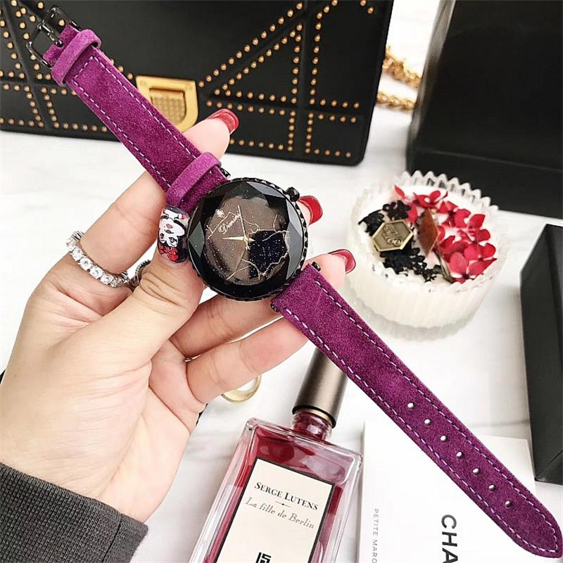Fashion Watch Women Exquisite Top Luxury Diamond Quartz Ladies Watch Fashion Leather Wristwatch Women watches relogio feminino relogio feminino sinobi watches women fashion leather strap japan quartz wrist watch for women ladies luxury brand wristwatch