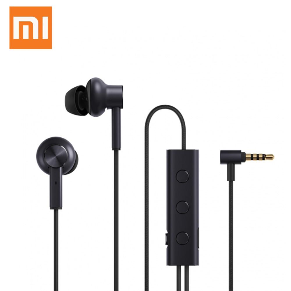 Xiaomi Hybrid Auricolare In Ear 3.5mm Noise Cancelling Auricolari con Controllo Del Volume Del Microfono