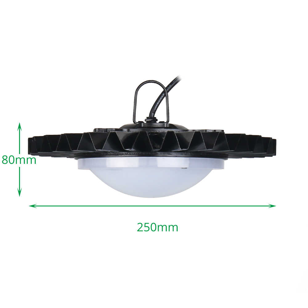 led high bay light ufo 50w warehouse industrial lamp workshop led lamp  for sewing machine projector