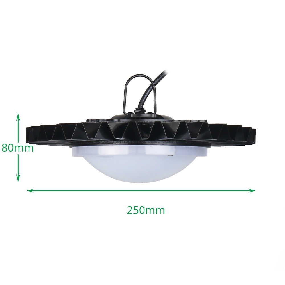 мощные светодиоды UFO 50W Складская промышленная ламповая мастерская Светодиодная лампа для швейной машины Освещение проектора Высокая яркость
