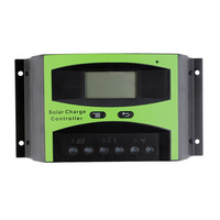 LCD 50A 60A 48V Solar charger Controller Solar cells Panel Battery Charge Regulator 300W 400W 500W 1000W 2000W 3000W